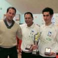 """CASTEGGIO - Il giovane Andrea Brandolini e l'esperto Fabio Fiamberti (atleti tesserati per il Club Arancione, di Bressana Bottarone) hanno vinto con pieno merito la prima edizione del """"Trofeo Fratelli..."""