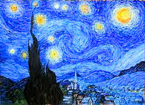 Voghera 11 02 2015 storia dell arte tre incontri all for Quadri famosi da colorare van gogh