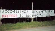 """BORGO PRIOLO – Nella notte CasaPound Pavia a Borgo Priolo -piccolo comune dell'Oltrepo Pavese in cuiall'interno dell'agriturismo """"La Torretta"""" sono ospitati una 80tina di migranti – ha affisso uno striscione..."""