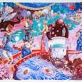 """VOGHERA – La galleria SPAZIO 53 prosegue la stagione espositiva 2015 con l'interessante mostra di pittura ad acquerello di Stefano Gatti intitolata: """"L'incantesimo femminile nelle pagine nascoste"""" e composta da..."""