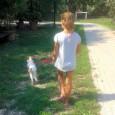 """VOGHERA – Buone notizie dal canile cittadino. L'Enpa fa sapere che Vicky è stata adottata, la cucciola trovata legata ad un palo dei giardini della stazione di Voghera. """"Vicky ha..."""