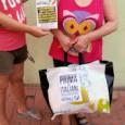 """VIGEVANO – Ieri Solidarietà Nazionale, associazione emanazione di Forza Nuova è andata a Vigevano per consegnare una borsa piena di alimenti ad una famiglia italiana. """"Così, se come annunciato dalla..."""