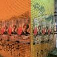 """PAVIA – Decine di manifesti raffiguranti Renzi col naso da pagliaccio questa notte sono stati affissi fuori da alcuni istituti scolastici pavesi contro la """"buona scuola"""", dal movimento Blocco Studentesco...."""
