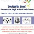 """printDigg DiggVOGHERA – Il occasione del carnevale 2016 il Museo di scienze naturali di Voghera lancia il """"Darwin day"""", un carnevale degli animali in cui i bambini possono sceglire e..."""