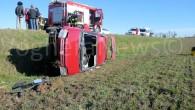 CODEVILLA – Incidente dalla dinamica paurosa questa mattina sulla Bressana-Salice. Un'auto è uscita di strada ribaltandosi nei campi e provocando il ferimento dei due occupanti. L'incidente è avvenuto poco dopo...