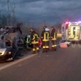 MONTEBELLO – Pauroso incidente stradale ieri sera sulla tangenziale Voghera-Casteggio. Il fatto alle 19.15 circa nel tratto che costeggia il comune di Montebello, dove due auto si sono scontrate e...