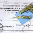 """PAVIA – """"Parte anche a Pavia la raccolta firme in sostegno alla proposta di legge popolare presentata in Cassazione dall'Italia dei Valori per rinforzare la legittima difesa e tutelare al..."""