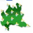 PAVIA - La Sala operativa della Protezione civile della Regione Lombardia, la cui attività è coordinata dall'assessore Simona Bordonali, comunica un livello di ordinaria criticità per rischio temporali forti sulle...