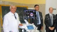 VOGHERA – Ieri mattina la presentazione di un super ecografo appena acquistato dall'ospedale di Voghera (vedi link sotto), che dovrebbe permettere d'abbattere le liste d'attesa (ora ferme a circa 55...