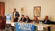 VOGHERA - Sabato 25 alla sala millenario di Voghera è stato celebrato il primo congresso cittadino Fratelli D'Italia/Alleanza Nazionale. Durante l'assemblea è stato eletto per acclamazione Vincenzo Giugliano, che risulta...