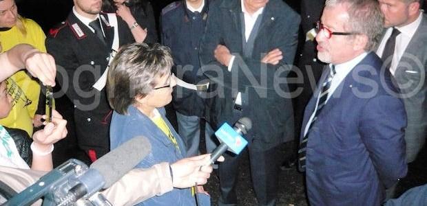 """PAVIA – Nella campagna elettorale per le nuove 'Province', chiamate """"area vasta"""", terminata ieri (si vota oggi: ma solo sindaci e consiglieri comunali) irrompe la questione della pirolisi di Retorbido...."""