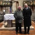 VOGHERA – Accolto dal Priore, Gen. Dario Temperino e dalla sua consorte, il colonnello dei Carabinieri Danilo Ottaviani, nuovo Comandante Provinciale di Pavia, ieri ha visitato il Tempio Sacrario della...