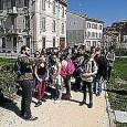 VOGHERA – Il 27 marzo scorso sono arrivati a Voghera dal Collège Mont d'Or di Manosque, 16 alunni accompagnati dai loro insegnanti, Mme Céline Zadunayski, professoressa di italiano, e M....