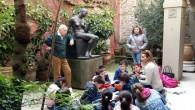 """VOGHERA – Il 7 Aprile scorso la classe 4°A della scuola primaria """"Dino Provenzal"""" ha effettuato un'uscita didattica sul territorio cittadino recandosi presso l'abitazione del pittore e scultore Ambrogio Casati...."""