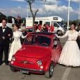 """MONTEBELLO – Un 25 Aprile con le Fiat 500. E' quello andato in scena nel piazzale del Centro Commerciale Montebello, dove le associazioni """"Gli Amici dell'Oltrepo"""" e """"500Landia"""" hanno dato..."""