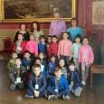 """VOGHERA – Nell'ambito del progetto """"Città"""", i bambini della scuola dell'infanzia di Viale Carlo Marx, nei giorni scorso, hanno fatto visita alla sede comunale di Palazzo Gounela. I bimbi sono..."""