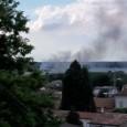 STRADELLA -Un incendio nel pomeriggio di oggi si è sviluppato all'interno del capannone di stoccaggio dei rifiuti del Comune, presso il depuratore di via Zaccagnini. Sul posto sono al lavoro...