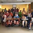 VARZI VOGHERA – E' ormai un momento molto atteso dai ragazzi della Casa degli Amici di Varzi, dai nonni della Fondazione S. Germano e dagli ospiti della Comunità Don Guanella...