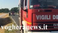 VOGHERA – Giornata piena per i pompieri di Voghera. I vigili del fuoco iriensi sono stati impegnati su vari fronti durate tutto l'arco di questo martedì 18 luglio. Nel primo...