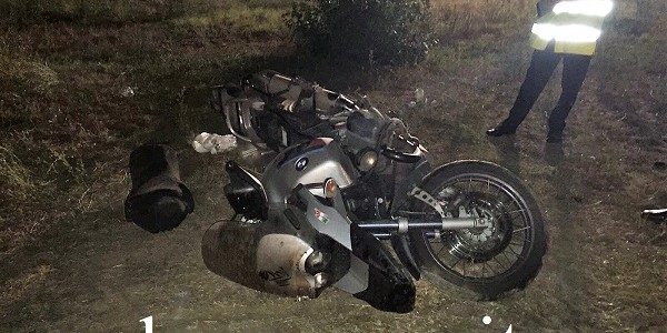 """VOGHERA– Secondo """"dritto alla rotonda fra via Tortona e l'imbocco della Tangenziale Nord da parte di una moto in meno di 10 giorni. Ieri sera alle 22 circa una Bmw1150..."""