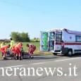 VOGHERA – Poteva finire in tragedia l'incidente avvenuto mercoledì scorso in strada Oriolo, dove un motociclista, uscendo di strada, ha sbattuto contro il palo di un segnale stradale procurandosi ferite...