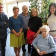 VOGHERA – Il 19 settembre scorso, Rosa Deglialberti, mamma del rag. Renzo Draghi, ha festeggiato 104 anni. Nata a Varzi infrazione Bognassi nel lontano 1913, Rosa si è trasferita a...