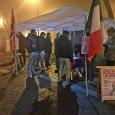 """VOGHERA – Per la quarta volta in quattro anni CasaPound sabato prossimo realizzerà un presidio notturno in P.zza San Bovo (nella foto quello del 2016). Il presidio sarà teso """"ad..."""