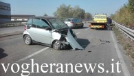 VOGHERA RIVANAZZANO – Incidenti oggi a Voghera e Rivanazzano. Alle 9,15 circa un sinistroè accaduto sulla Sp206, lungo la rampa in direzione Casei del viadotto sulla A21. Coinvolte due auto,...