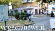 VOGHERA – Piazza San Bovo non smette di riservare sorprese. Dopo i bivacchie l'accattonaggio molesto, anche l'occupazione delle panchine per farne luogo di preghiera. E' successo oggi alle 18 circa....