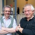 """VOGHERA – Nuova mostra fotografica di Spazio53. E' quella firmata da Guido Colla (a sinistra nella foto), fotografo vogherese che, come spiega il critico Basora, """"ha fatto della creatività il..."""