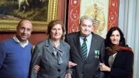 VOGHERA – La coppia Carlo e Franca Gravanaghi nei giorni scorsi è stata ricevuta in comune a Voghera, in occasione di un prestigioso traguardo raggiunto nella loro vita di coppia....