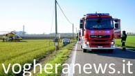 VOGHERA – Serio incidente in strada Torremenapace oggi alle 14. Per cause in via di accertamento un'utilitaria è uscita di strada ribaltandosi. A bordo un giovane vogherese, che è stato...