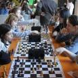 """VOGHERA – Lo scorso sabato 7 ottobre 2017, presso il centro Auser di Voghera si è tenuta la conferenza dal titolo """"Scacchi, mente e letteratura: effetti benefici degli scacchi sulla..."""