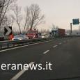 PAVIA – Secondo incidente in due giorni nello stesso tratto della tangenziale di Pavia. Si è trattato dell'ennesimo incidente accaduto nei pressi della curva su cui sorge il cavalcavia della...