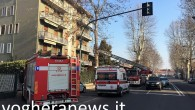 VOGHERA – Soccorso a persona questa mattina in città. Vigili del fuoco, sanitari della Croce Rossa e Polizia locale, intorno alle 10, sono intervenuti in una palazzina di via Amendola...