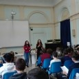 VOGHERA – Ieri mattina la scrittrice Erica Bertelegni ha incontrato gli alunni delle classi seconde dell'Istituto Comprensivo Dante di Voghera. La giovane scrittrice ha intrattenuto i ragazzi parlando loro del...