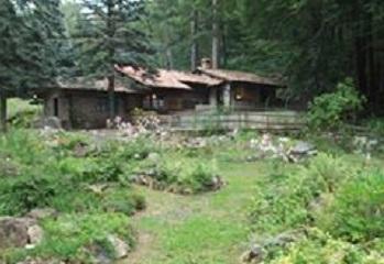 Giardino Pietra Corva : Romagnese il giardino botanico alpino di pietra corva