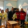 VOGHERA – Durante la Pasqua la sezione vogherese dell'Associazione nazionale Carabinieri ha fatto vista al reparto di pediatria dell'ospedale di Voghera. La delegazione, guidata dal presidente Marco Salvadeo, ha regalato...