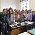 """VOGHERA - La classe 2°E della Pascoli quest'anno ha iniziato una collaborazione """"letteraria"""" con Lucio Figini, scrittore vogherese di gialli, noir e urban fantasy. Nel ringraziare Lucio per i preziosi..."""