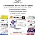 VOGHERA – Il prossimo 20 Maggio 2018 gli Amici dell'Oltrepo organizzano il secondo Raduno di auto storiche città di Voghera. La manifestazione si terrà partire dalle 8:30 – 10 quando...