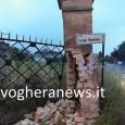 VOGHERA – Ieri sera Vigili del Fuoco e Polizia Locale sono intervenuti in via Barbieri per un pilastro pericolante. I bilico per una probabile uscita di strada da parte di...