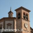 VOGHERA – Continua il momento non felicissimo per il Duomo di Voghera e per la relativa Parrocchia. Ultimo dei guai piovuti addosso all'importante realtà religiosa iriense, è il guasto dell'orologio...