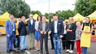 PAVIA – Sono saliti a 4i mercati di Campagna Amica a Pavia. Ieri, giovedì 14 giugno, è stato inaugurato un nuovo mercato degli agricoltori Coldiretti nel quartiere di Pavia Ovest,...