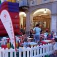 """VOGHERA – Per tutto il mese di Luglio i volontari della Croce Rossa di Voghera sono impegnati nei """"Giovedì sera sotto le stelle"""" organizzati dal Comune.Ma c'è stato anche un..."""