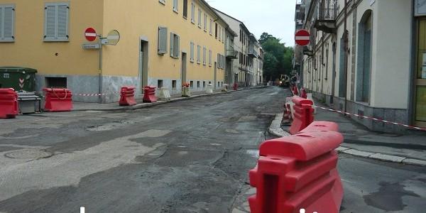 VOGHERA – Al via in città alcuni cantieri estivi. Uno dei più importanti è partito ieri e interessa le vie Barenghi, Volturno e XX Settembre. Si tratta del cantiere per...