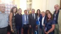 """VOGHERA – Una nutrita delegazione di vogheresi e della nostra provincia ha partecipato alla festa Nazionale dell'Udc svoltasi a Fiuggi. Il tema di quest'anno ,di particolare attualità: """"Democrazia e rete...."""