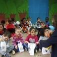 """VOGHERA – Nella scuola dell'infanzia """"A.Palli"""", la più bella e antica di Voghera, la festa di Halloween, anche se non è propriamente """"autoctona"""", è sempre attesa con entusiasmo dai bambini..."""