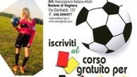 VOGHERA – La Sezione Arbitri di Voghera, con il Patrocinio del Comune di Voghera, organizza, a partire dal mese di ottobre, un Corso per Arbitri di Calcio. Il corso è...