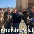 VOGHERA – Al raduno svoltosi domenica in città in occasione del centenario della Grande Guerra, insieme ai 300 gloriosi Alpini, c'erano anche due simpatiche mascotte, due muli in rappresentanza dei...