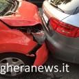 VOGHERA – Sono rimaste incastrate l'una nell'altra. E accaduto nel corso di un incidente stradale verificatosi ieri pomeriggio in viale Repubblica. Le auto coinvolte sono una Audi e una Forda...